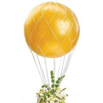 Piatto trasparente Rotondo in plastica per centro tavola 18,5 cm