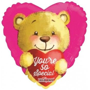 Palloncino Mylar Super Shape 60 cm. Minnie Mouse Shape Pink