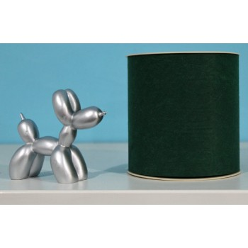 Palloncino in Lattice Mongolfiera 80 cm. Blu Scuro - Round