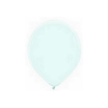 Palloncino in Lattice Rotondo 12,5 cm. Rosso