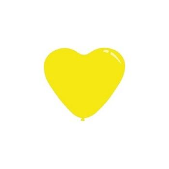 Palloncino Mylar Micro 10 cm. Cuore Tiffany