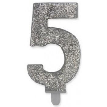 Palloncino Mylar 45 cm. Stella Blu Olografico