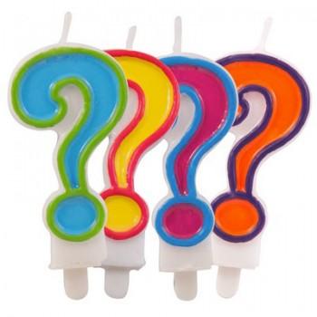 Palloncino Mylar Numero 5 Micro - color Blu - 17 cm.
