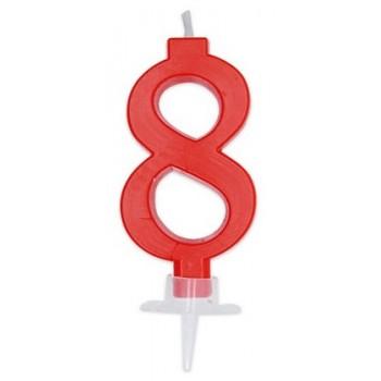 Palloncino Mylar Jumbo 91 cm. Cuore Rosso
