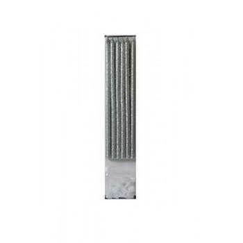 Palloncino Mylar Numero 2 Medio - color Blu - 41 cm.