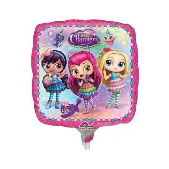 Palloncino Mylar Mini Shape Little Charmers