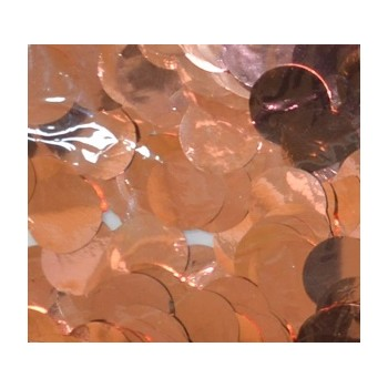 Coriandoli Rotondi Argento - 15 gr. - 2,3 cm.