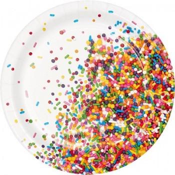 Tovaglia plastica 137x274 cm Juventus