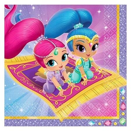 Palloncino in Lattice Link 16 cm. Rosa
