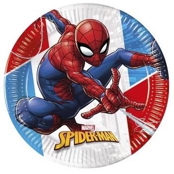 Palloncino in Lattice Rotondo 30 cm. Stampa Pois Rosa
