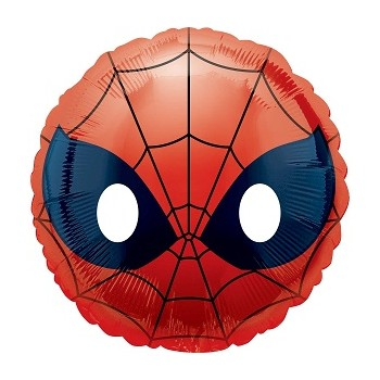 Palloncino Mylar 45 cm. Spider-Man Emoji