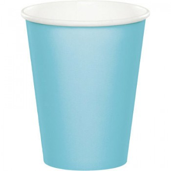 Bicchiere Azzurro 266 ml. 8 pz