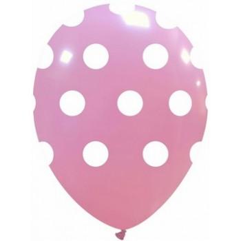 Corona Jasmine Pellicia Rosa