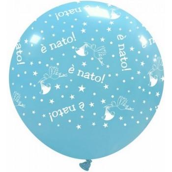 Festone Buon Compleanno XL 215 cm x 15 cm