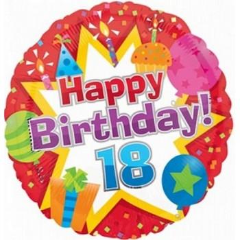 Festone Happy Birthday Horse in cartone, color rosa, 1,98 mt