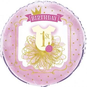 Festone Prima Comunione Bandierine in plastica, stampa su due lati, 3,6 mt.