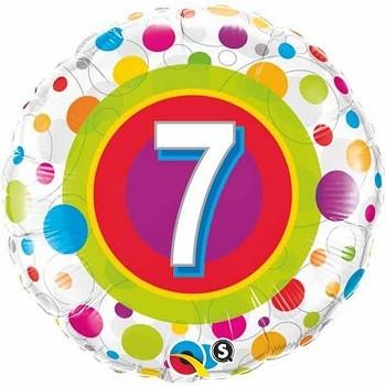 Nastro per palloncini 1 cm. x 250 mt. color Arancio 620