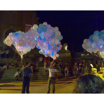 Palloncini luminosi