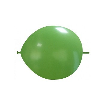Palloncino in Lattice Link 16 cm. Verde Scuro
