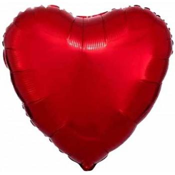Palloncino in Lattice Link 32 cm. Azzurro