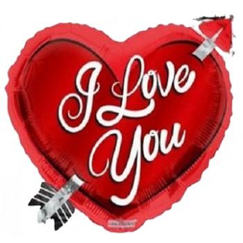 Palloncino in Lattice Rotondo 30 cm. Stampa Marmorizzato colore Bianco & Nero