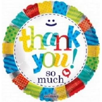 Palloncino Mylar 45 cm. 70° Black & Gold Glitter