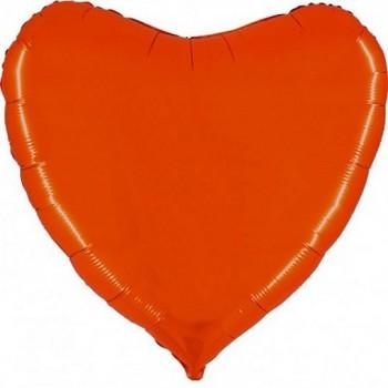 Palloncino Mylar 45 cm. Basketball