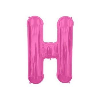 Palloncino Mylar 45 cm. Black Sparkle Star
