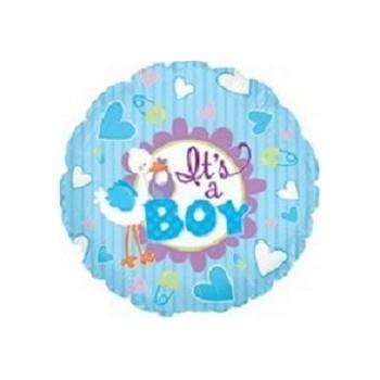 Palloncino Mylar 45 cm. Hello Kitty Tween Black Heart