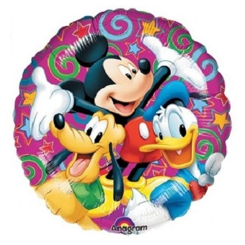 Palloncino Mylar 45 cm. Mickey Mouse Disney Party