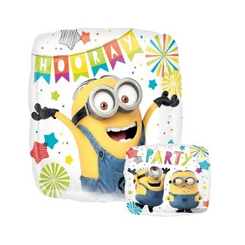 Palloncino Mylar 45 cm. Minion's Party