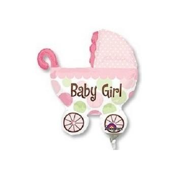 Palloncino Mylar 45 cm. Mr. & Mrs.