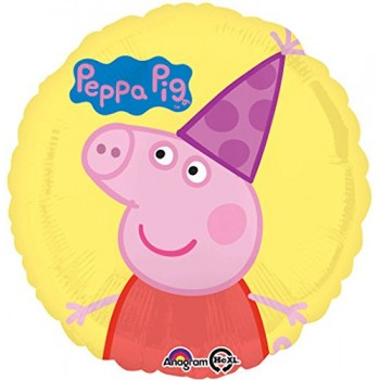 Palloncino Mylar 45 cm. Peppa Pig