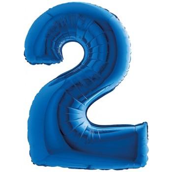 Palloncino Mylar 45 cm. Snowflake Shape