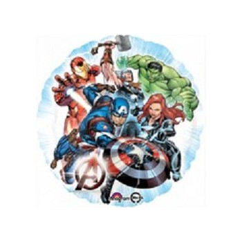Palloncino Mylar 45 cm. Avengers