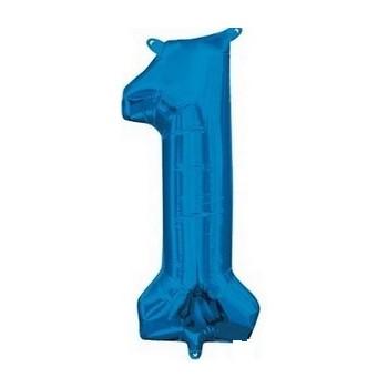 Palloncino Mylar Super Shape 71 cm. Testa Panda