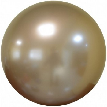 Palloncino Deco Bubble Oro Chrome 81 cm.