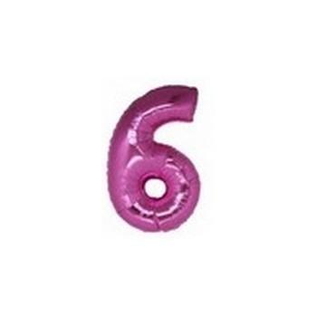 Palloncino Mylar 91 cm. Luna Blu
