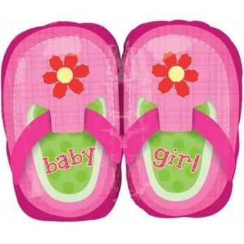 Palloncino Mylar Mini Shape 23 cm. Stella Argento