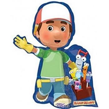 Palloncino Mylar Super Shape 83 cm. Super Mario Bros
