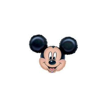 Palloncino Mylar Mini Shape 27 cm. Mickey Mouse
