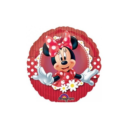 Palloncino Mylar Mini Shape 22 cm. Mad About Minnie