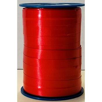 Nastro per palloncini 5 mm. x 500 mt. color Rosso 620
