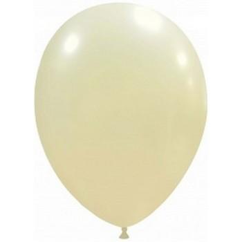 Palloncino Mylar 45 cm. Platinum Silver Sparkle Star