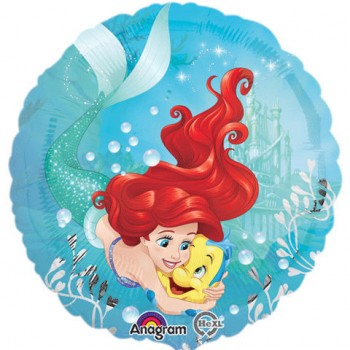 Palloncino Mylar 45 cm. Ariel Dream Big