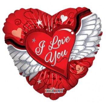 Palloncino Mylar 45 cm. Pokémon