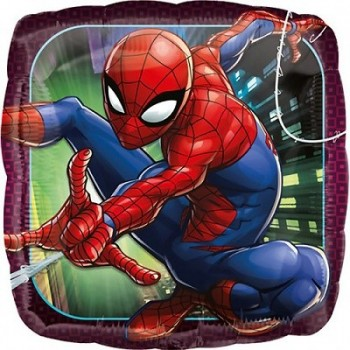 Palloncino Mylar 45 cm. Spider-Man  Animated